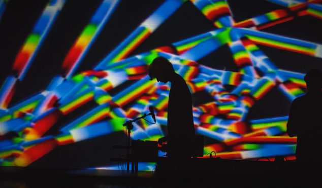 Karen Gwyer, Gas and more turned Braga into an audio-visual utopia at Semibreve 2017