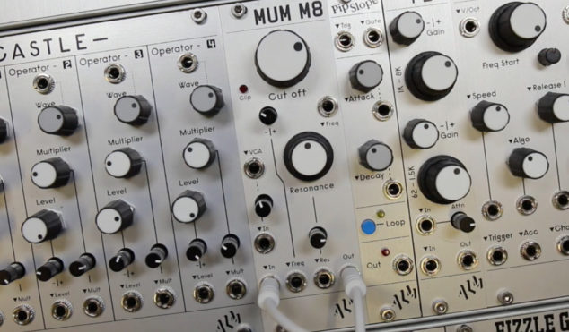 "Mumdance and ALM Busy Circuits have made a Eurorack filter module that can ""fucking scream"""