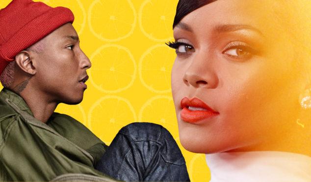 Singles Club: Rihanna brings the zest on N.E.R.D's citrus-sweet 'Lemon'