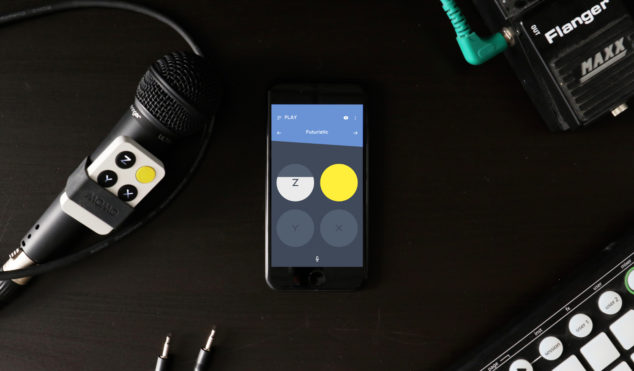 OWOW's Wiggle Kit is a remote control for singers that turns gestures into vocal expression