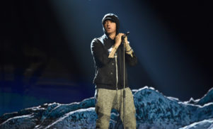 Singles Club: Eminem's rap-rock fumble 'Untouchable' is unbearable