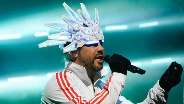 Jamiroquai have a very high spot on the Coachella bill and Twitter is confused