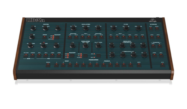 Behringer unveils Oberheim OB-Xa and Roland VP-330 synth clones