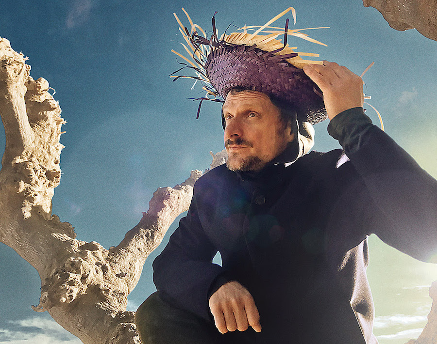 DJ Koze's releases witty, minimalist video for mesmerizing banger 'Pick Up'