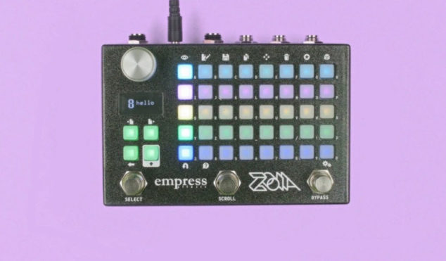 Empress' Zoia could be the modular synth and effects pedal in a box we've always wanted