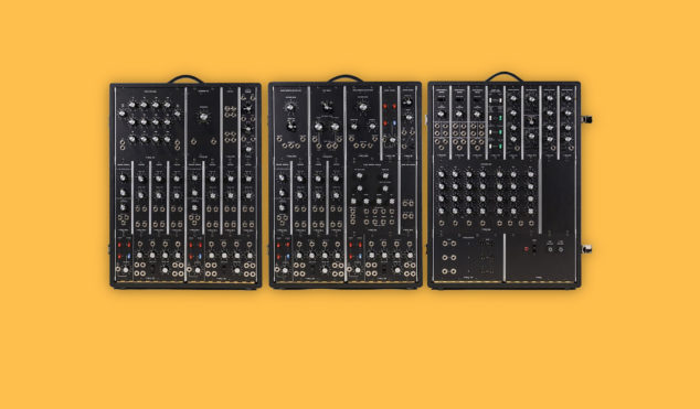 Moog announces ultra-limited $35,000 modular synthesizer reissue