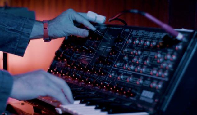 Go behind the scenes of Air producer JB Dunckel's stunning studio
