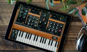 Moog turns its iconic Minimoog Model D synth into a fully-featured iOS app