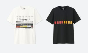 Roland and UNIQLO collaborate on two TR-808 T-shirts
