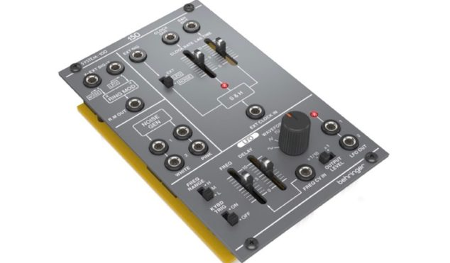 Behringer shares plans to clone Roland's System-100m modular synth