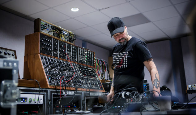 Moog Recordings Library label launches with albums by Mika Vainio and more
