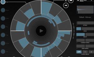 Patterning 2 circular drum machine app coming soon to iOS