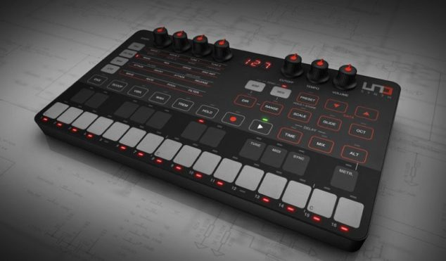 IK Multimedia's UNO Synth is a feature-packed analog box for under $200