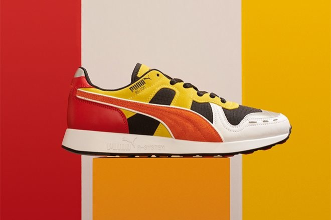 TR-808 inspired sneaker collaboration