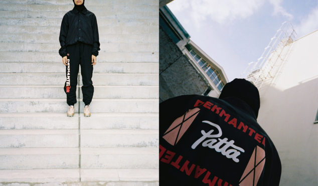 Dekmantel and streetwear label Patta announce 2018 collaboration