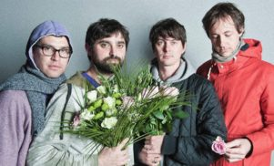 Animal Collective announce new album Tangerine Reef