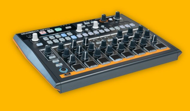 Arturia launches new $349 analog drum machine, DrumBrute Impact