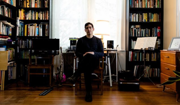 Experimental saxophonist Andrew Bernstein announces An Exploded View of Time on Hausu Mountain