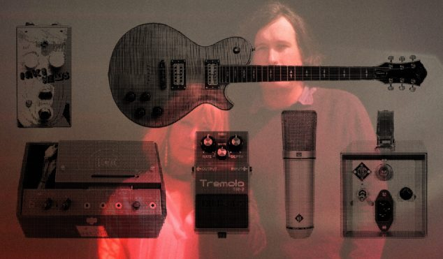 5 pieces of gear that helped shape Body/Head's new album The Switch