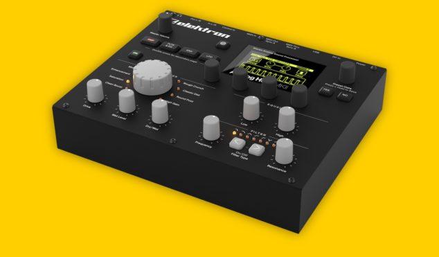 Elektron releases new analog sound processor, Analog Heat MKII