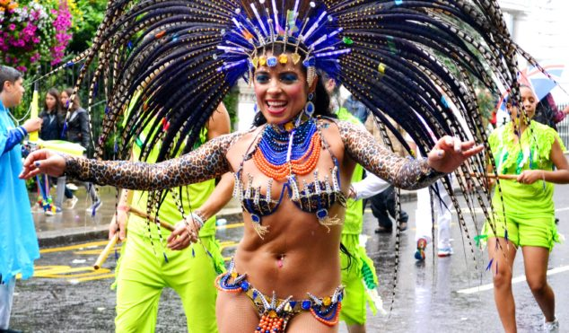 5 warm-ups and afters to check out at Notting Hill Carnival 2018