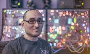 Modular synthesist Richard Devine to release Sort\Lave album on Timesig