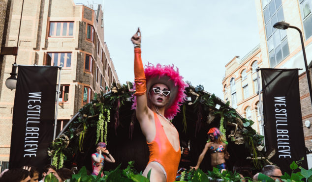 The Black Madonna's We Still Believe street party 2018 in photos