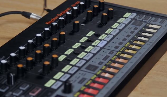 Behringer teases sub-$400 price for its 808 clone