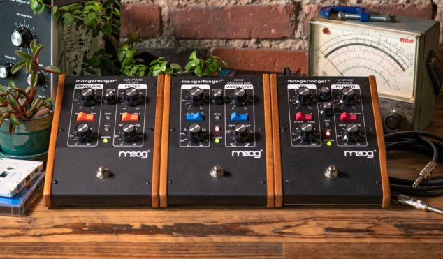 Moog discontinues Moogerfooger effect pedal line after 20 years