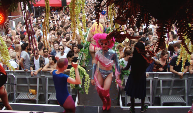 Watch FACT's livestream of The Black Madonna's Shoreditch street party