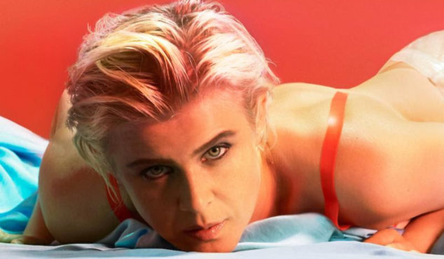 Robyn announces new album Honey