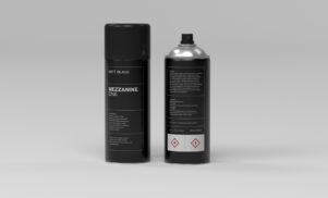 """Massive Attack's Mezzanine """"remastered"""" in aerosol spray can format"""