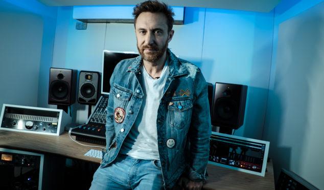 David Guetta – Confessions