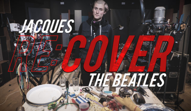 Watch Jacques cover The Beatles' classic 'Blackbird'