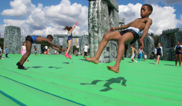 Jeremy Deller curates 100 year celebration at Stonehenge this October