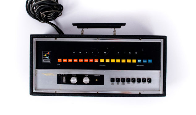 Moby selling nearly 200 rare and vintage drum machines for charity