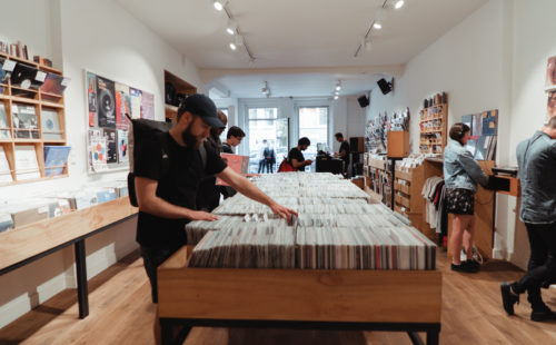 Rush Hour: Inside Amsterdam's finest record store