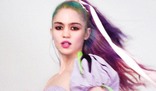 Grimes announces new album, Miss_Anthropocene