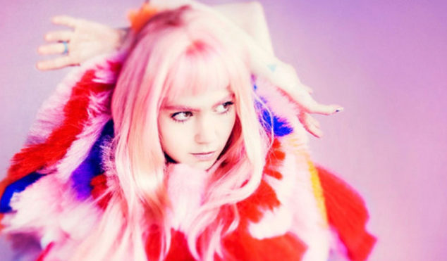 Grimes teases new music, launches new merchandise line
