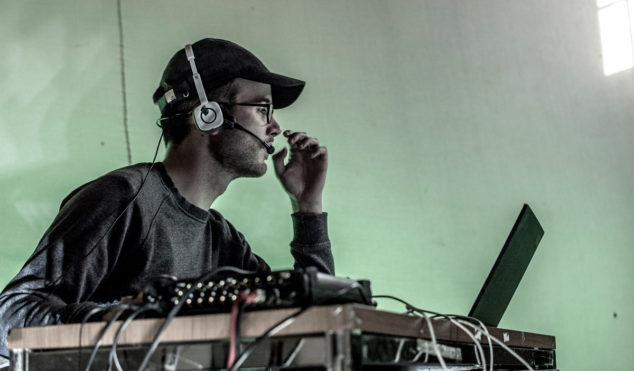 Sam Kidel throws a rave in Google's data center on new LP Silicon Ear