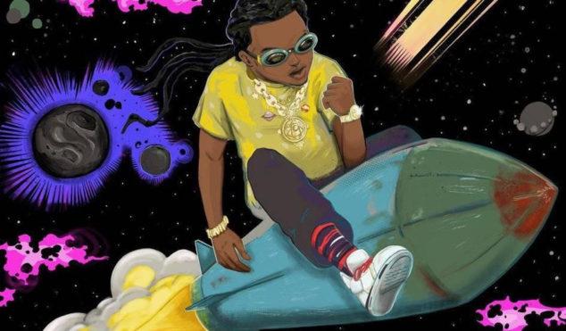 Migos' Takeoff has released his debut solo album, The Last Rocket