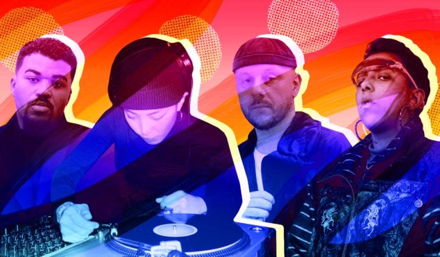 "7 must-hear mixes from October 2018: Quantum jungle acceleration, ""techno dancehall"" experiments"