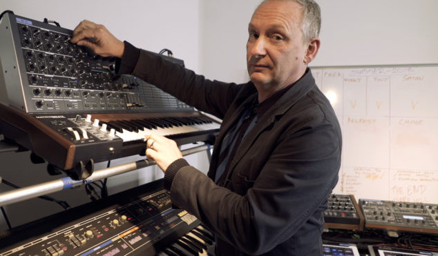 Orbital's Paul Hartnoll shows us how he keeps the classic sound of rave alive
