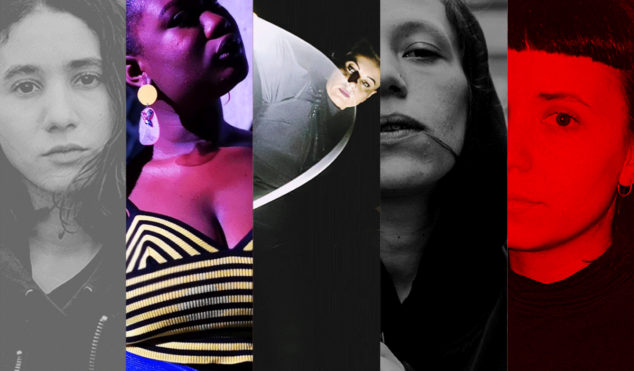 Astrid Sonne, Lucy Railton and rkss join SHAPE 2019 roster