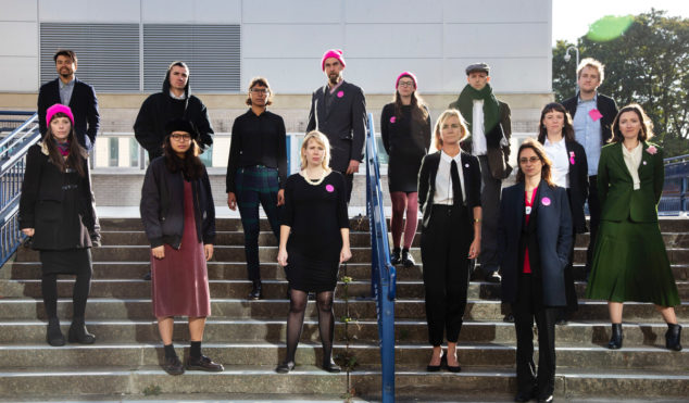 1-800 Dinosaur's Klaus among Stansted activists convicted of terror-related offence