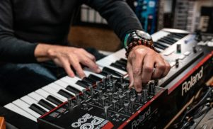 Ableton releases free Live 10 pack of vintage synth sounds