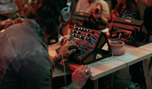 Moog House of Electronicus 2019 in photos