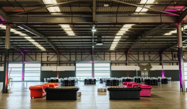 New 1,500-capacity venue Dock X opens in East London