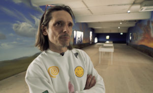 Jeremy Deller on rave, Stonehenge and his new exhibition, WILTSHIRE B4 CHRIST