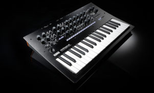 Korg's new Minilogue XD is a customizable four-voice polysynth